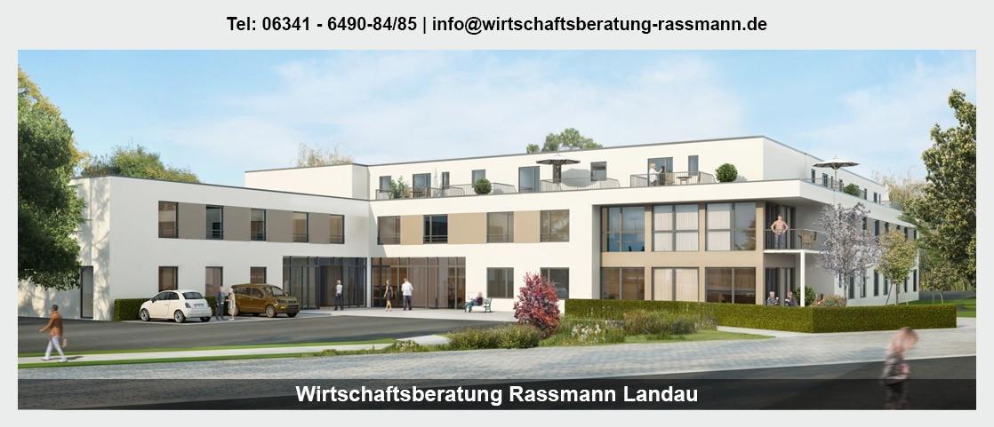 Wirtschaftsberatung Langweiler - Emanuel Rassmann: Pflegeimmobilien, Altersvorsorge