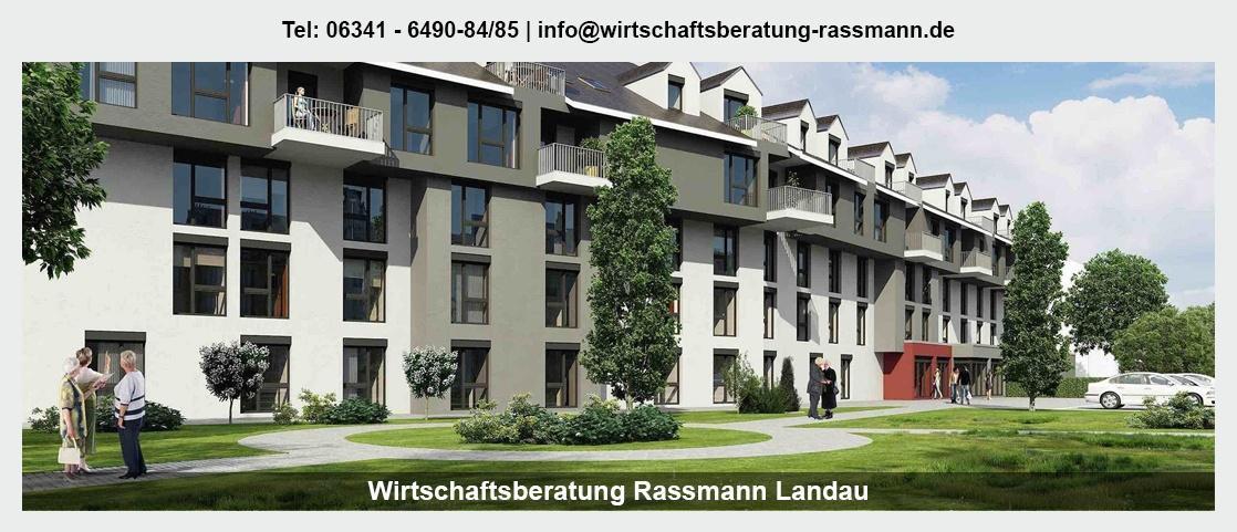 Wirtschaftsberatung für Wallhausen - Emanuel Rassmann: Pflegeimmobilien, Kapitalanlagenberater