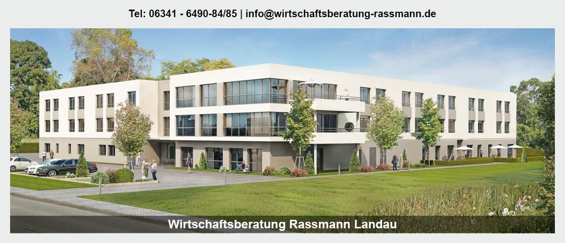 Wirtschaftsberatung Ebhausen - Emanuel Rassmann: Pflegeimmobilien, Kapitalanlagenberatung